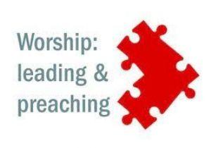 local preacher and worship leader logo