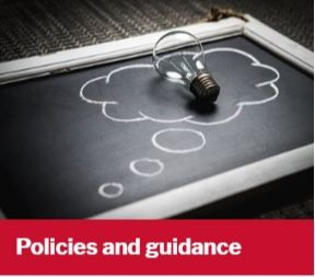 policies and guidance