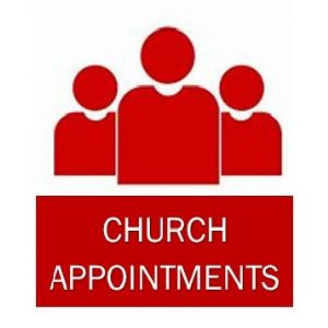 church appointments