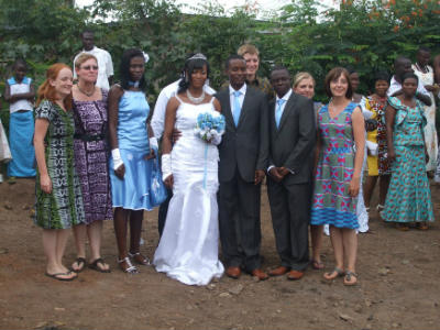 Wedding at the Grace centre