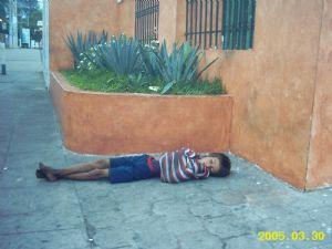 dormir/calle