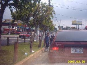 trabajar/calle