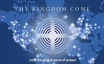 logo for thy Kingdom come