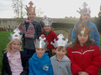 sunday school crowns