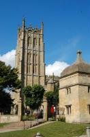church and gate