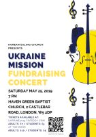Korean Ealing Church Mission Concert 2019-05-25