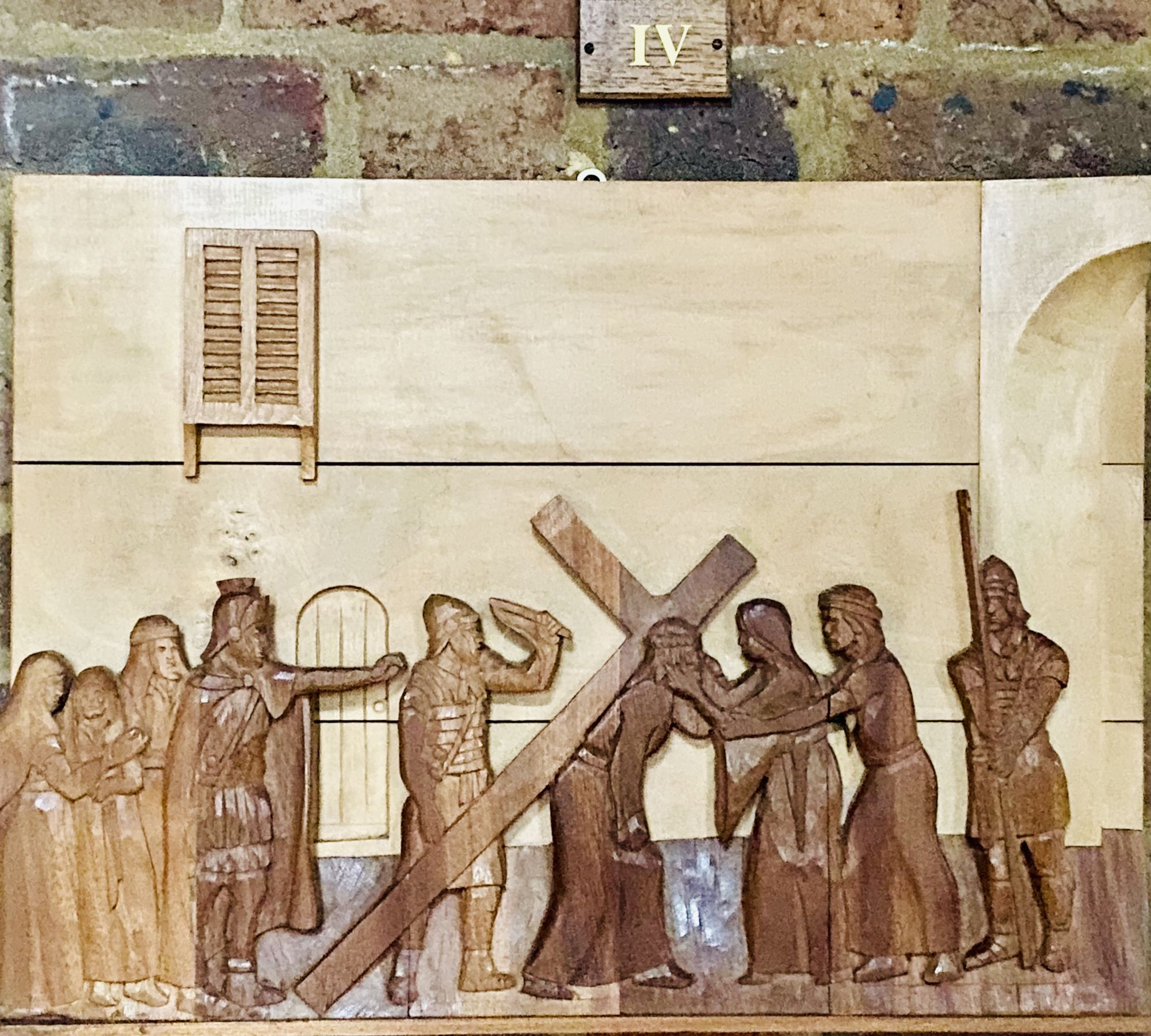 Station of the Cross No 4