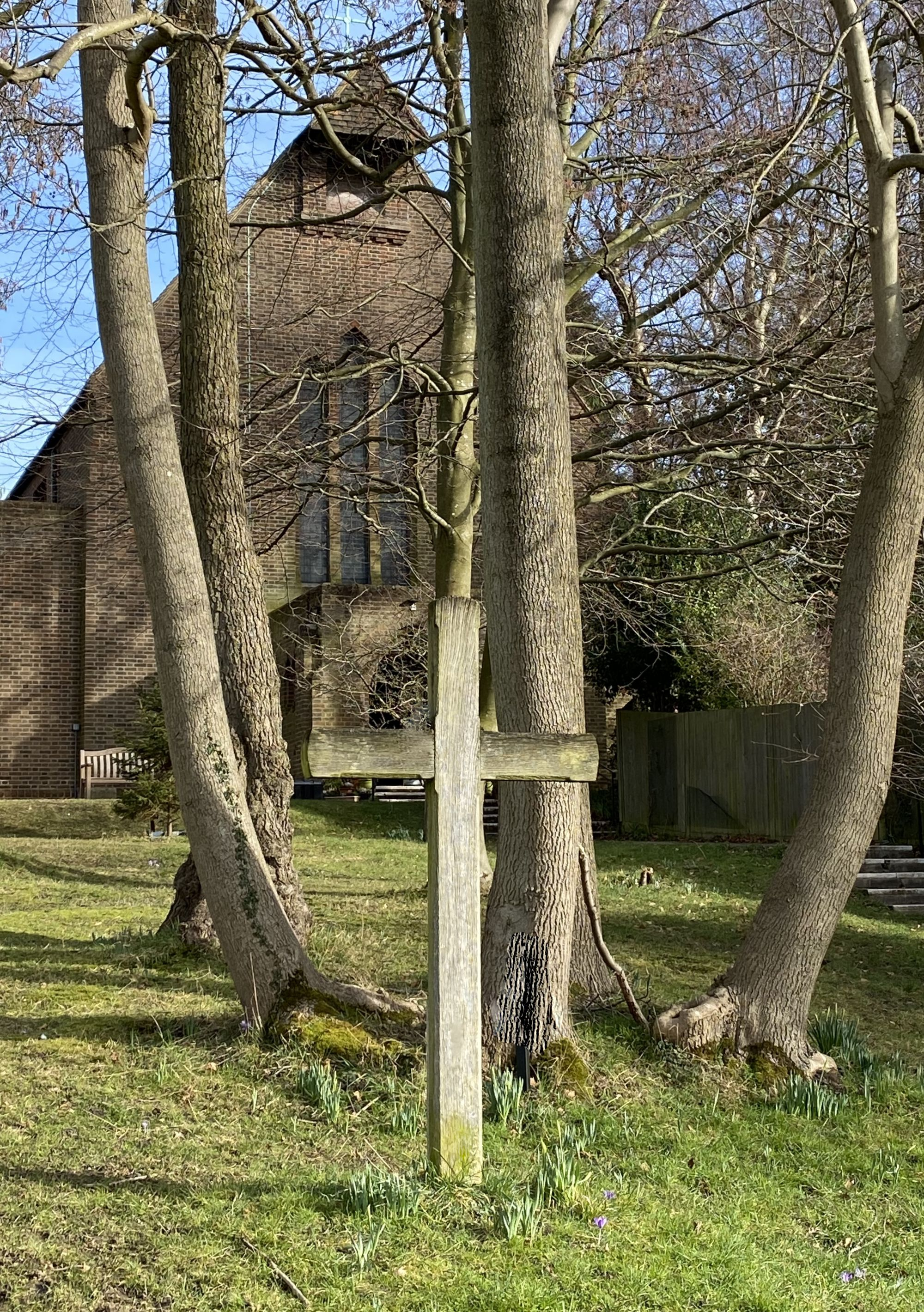 Church Grounds