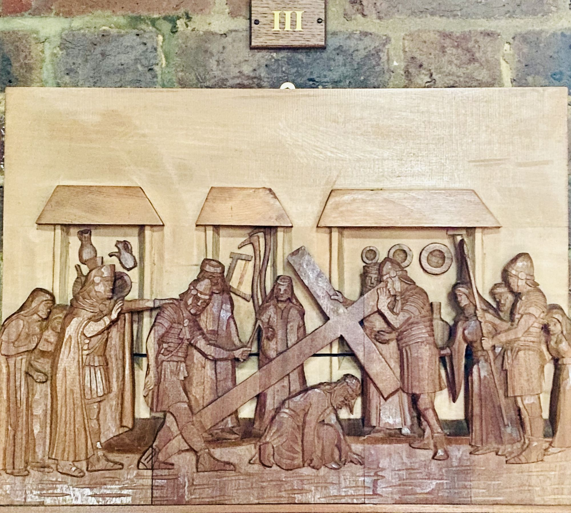 Station of the Cross No3