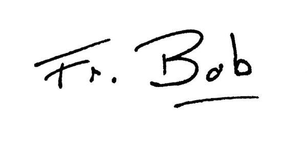 Father Bob Sig