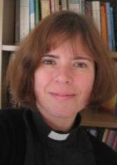 Our Vicar Kate Tuckett
