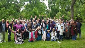 Kew with NHM and Shia