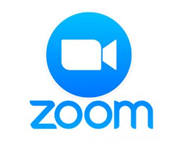logo for zoom video conferencing app