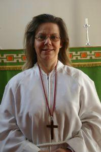 Alison Chester Lay Minister Preacher