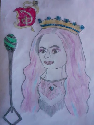my Disney 'Descendants' interest pt 2_ by Aaliyah (10)