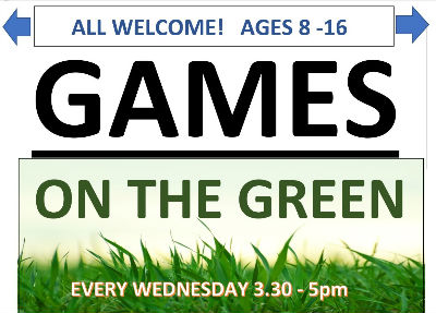 this after-school drop in using the green space off The Ridgeway has been running from early summer: offering football, softball tennis, badminton, volleyball, and basketball games so far.The outside