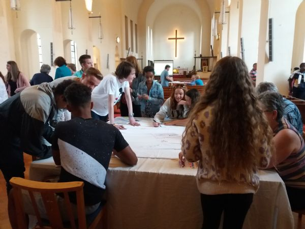 Kingdom Come: Prayer Stations - Action Stations!