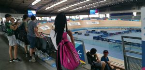 trip to Olympic Velodrome & mountain biking _ July 2018