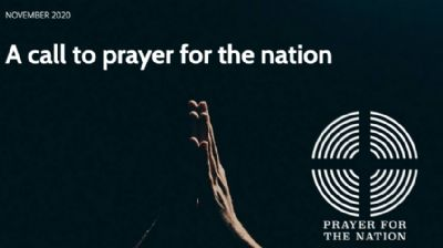 A call to prayer for the Nation