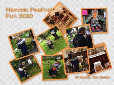 Harvest Festival Fun 2020