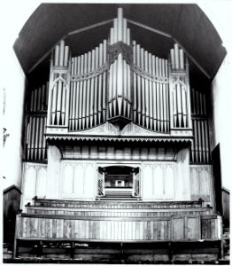 Organ at Park Road