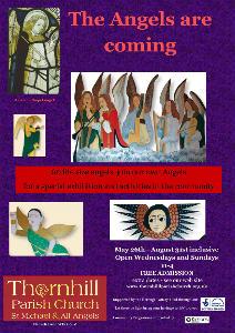 Angels exhibition