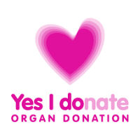 NHS donation logo