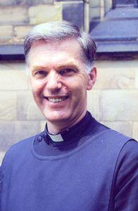 Rector Nicholas Webb