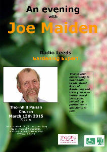 Joe Maiden poster