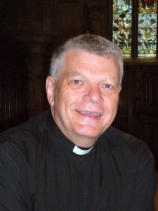 Rector Canon Lindsay Dew