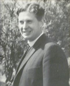 TPC Rector Christopher Spafford 1961