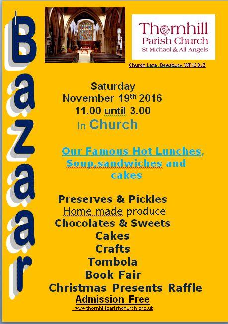 Bazaar 2016