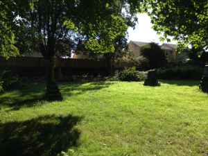 Churchyard rediscovered