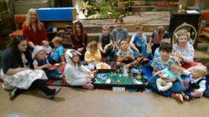 Buggy Praise Easter picnic 2015