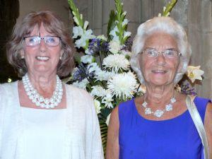 Eileen Fenton & Margaret Watson