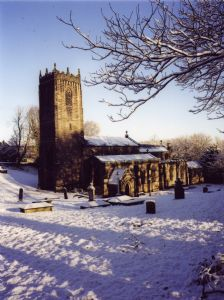 Church in Winter