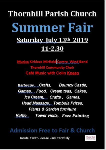 summer Fair 2019