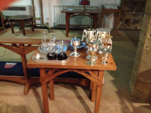 all is prepared chalices