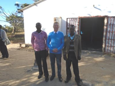 these two pastors cycled 45 km to attend the conferences