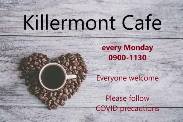 K cafe open
