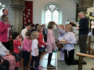 children communion