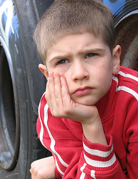 Sad Boy - Counselling