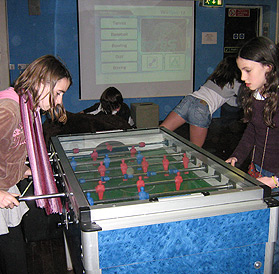 Table Football - Wednesday night