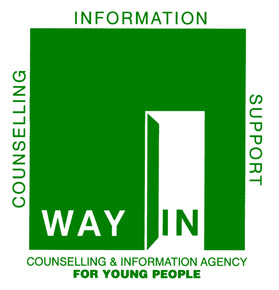 Way-In Counselling Logo