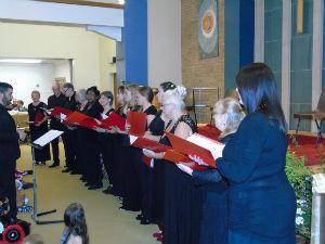 Lawford Community Choir