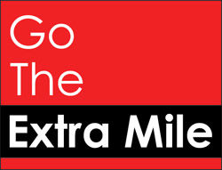 extra mile logo