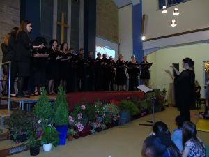 Polish choir