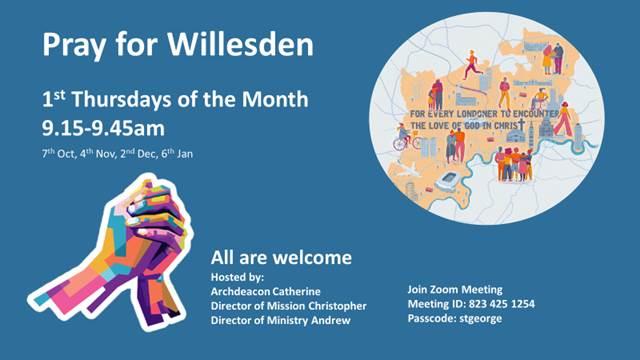 Prayer for Willesden