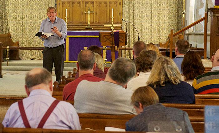Sunday preaching sermon