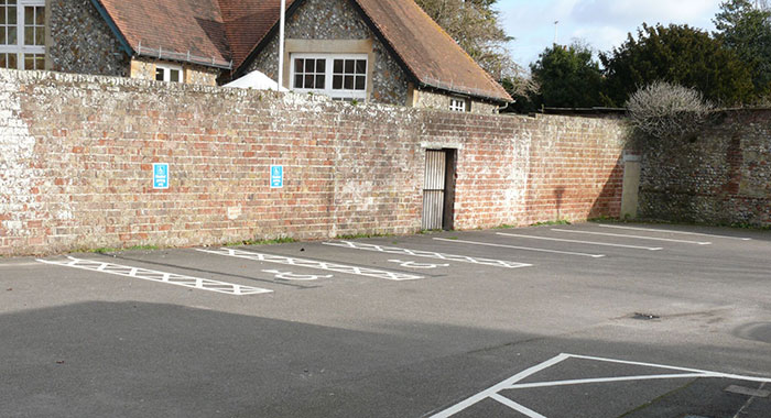Church Hall Car Park